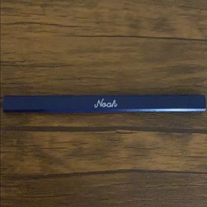 Noah NYC Accessories - NWT Noah NYC stone paper notebook and pencil